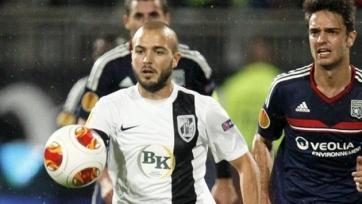 «Малага» подписала хавбека сборной Португалии