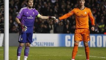 Икер Касильяс вновь займет место в воротах «Реала»