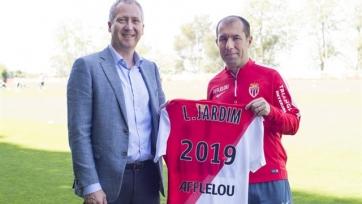 Жардим поставил свою подпись под новым контрактом с «Монако»