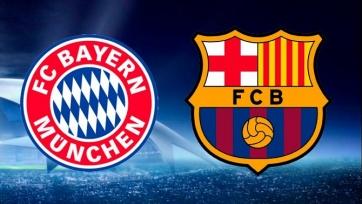 «Бавария» и «Барса» огласили составы