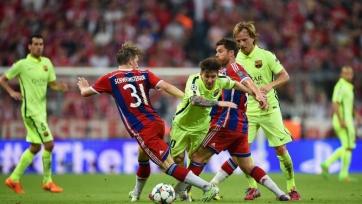 «Барселона» - первый финалист Лиги чемпионов