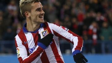 «Атлетико» оценивает Гризманна в 60 миллионов евро