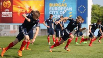 Сборная России пробилась в четвертьфинал Чемпионата Европы
