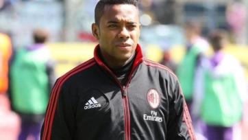 Официально. Робиньо больше не является игроком «Милана»