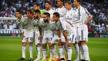 Стал известен состав «Реала» на матч с «Ювентусом»