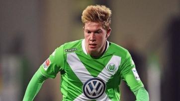 Де Брейне: «Не могу дать гарантий, что останусь в «Вольфсбурге»