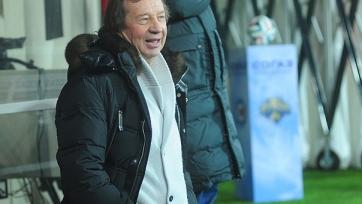 Юрий Семин отказался говорить о своем будущем