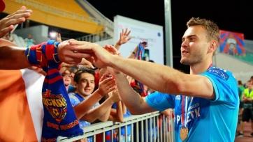 Игорь Акинфеев: «Никогда не считал, и не буду считать себя суперспортсменом»