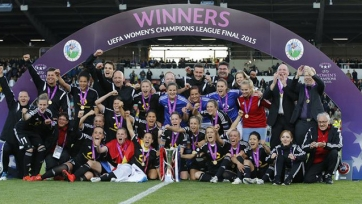 «Франкфурт» стал чемпионом женской Лиги чемпионов