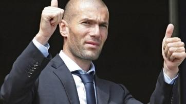 Зидан может встать у руля мадридского»Реала»