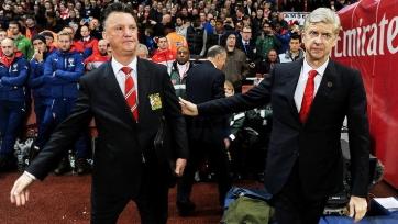 Венгер: «Для «Арсенала» важно повторить кубковый успех в дуэли с «МЮ»