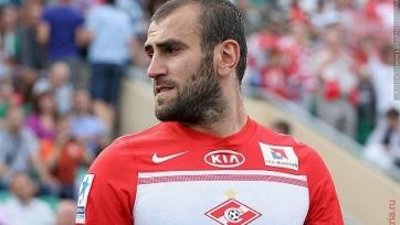 Юра Мовсисян выбыл до конца сезона