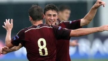 Сборная России U-17 – полуфиналист европейского первенства