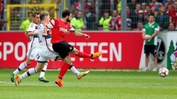 «Бавария» снова уступила в Бундеслиге