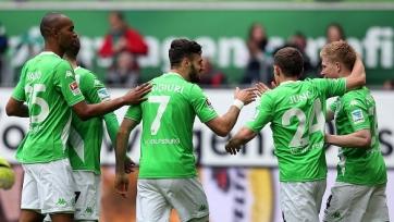 «Вольфсбург» и «Байер» выиграли свои матчи