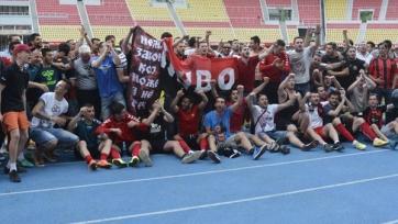 «Вардар» стал чемпионом Македонии