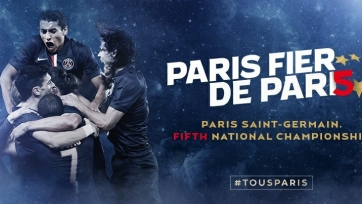 ПСЖ – чемпион Франции-2015