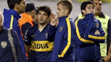 Южноамериканские футбольные власти наказали «Боку Хуниорс»