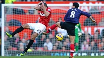 Анонс. «Манчестер Юнайтед» - «Арсенал» - довольствуется ли «МЮ» Лигой чемпионов или замахнется на пьедестал?