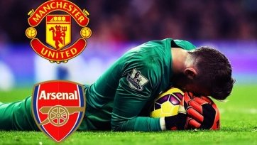 Стали известны составы «Манчестер Юнайтед» и «Арсенала»