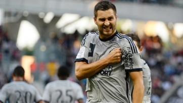 «Динамо» договорилось о трансфере Жиньяка?
