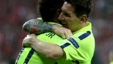 «Барселона» оформила титул Примеры