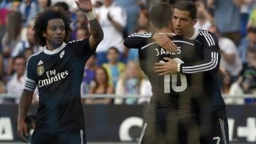 «Реал» разгромил «Эспаньол»