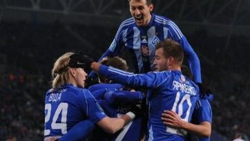 Киевское «Динамо» выиграло у «Днепра» и стало чемпионом Украины!