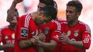 «Бенфика» стала чемпионом Португалии