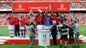 «Арсенал» огласил список участников Emirates Cup