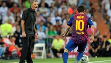 Жозе Моуринью считает, что без Месси «Барселона» потеряет преимущество