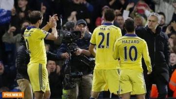 «Челси» потерпел лишь второе крупное поражение при Моуринью