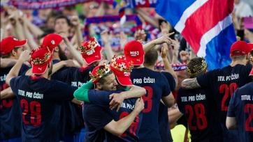 «Виктория» стала чемпионом Чехии