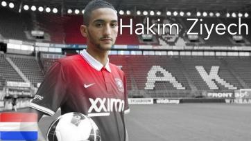 Хаким Зийех впервые вызван в сборную Нидерландов