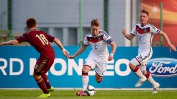 Российские юноши уступили немцам и не сыграют в финале Евро