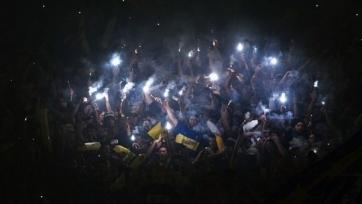 Клуб «Бока Хуниорс» исключен из Кубка Либертадорес