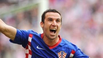 Дарио Срна отправляется в расположение сборной Хорватии