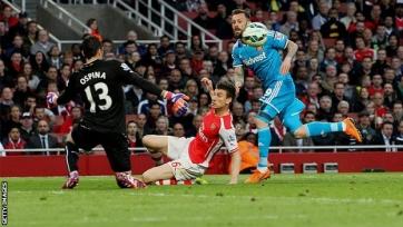 «Арсенал» и «Сандерленд» сыграли вничью