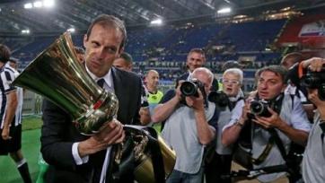 Массимилиано Аллегри: «Осталось выиграть только Лигу чемпионов»