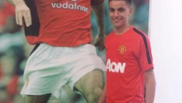 «Манчестер Юнайтед» может подписать 16-летнего голкипера