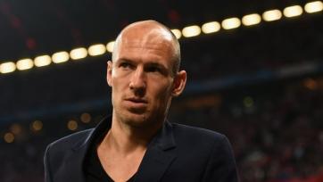 Роббен не исключает того, что контракт с «Баварией» будет продлен