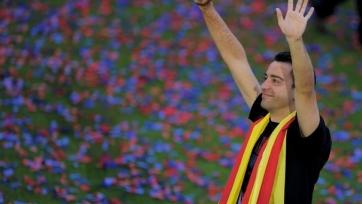 Официально. Летом Хави покинет «Барселону»