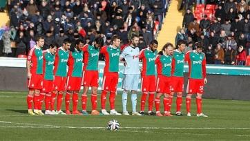 Стал известен состав «Локомотива» на матч с «Кубанью»
