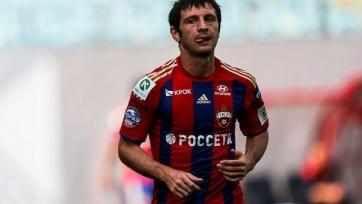 Алан Дзагоев снова в строю