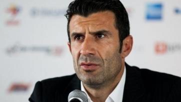 Луиш Фигу снял свою кандидатуру с выборов президента ФИФА