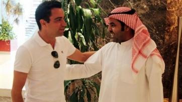 «Аль-Садд» поприветствовал Хави