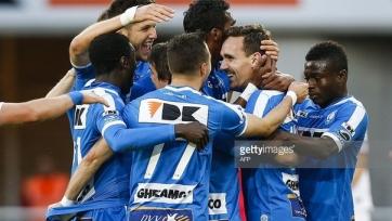 «Гент» стал чемпионом Бельгии