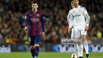 Лионель Месси против «Реала»