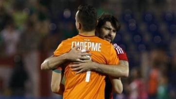 Гильерме: «Это лучший момент в моей футбольной карьере»
