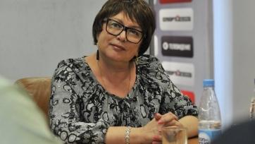 Смородская: «Это историческое событие для «Локомотива»